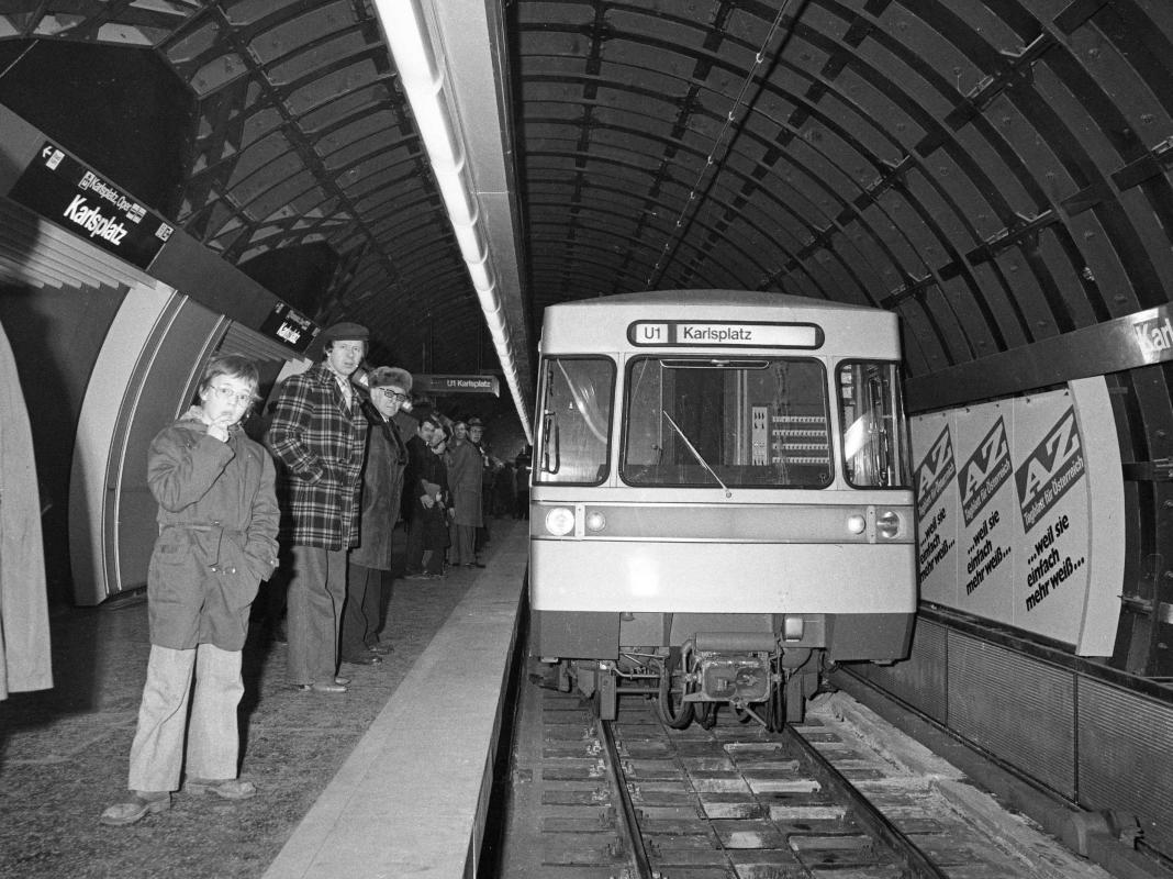 Metrónapot tartanak Bécsben