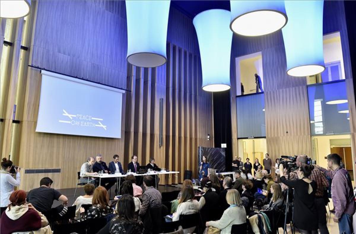 Május 13-án kezdődik az 57. Velencei Képzőművészeti Biennále